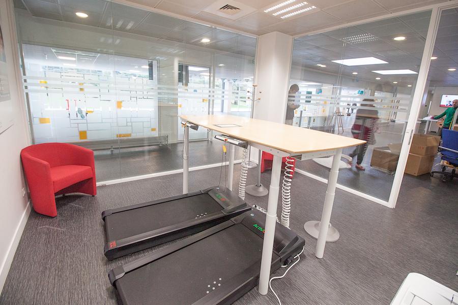 Meeting Desk Tandem
